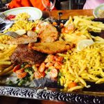 Food from Titisee, Germany